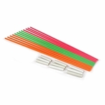 Evi - Paq Multi-Colored Forensic Rods