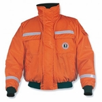 Mustang Survival Bomber Jacket with Solas Reflective Tape
