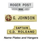 Name Plates 25% Off