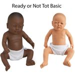 Ready or Not Tot Newborn Baby Doll - Basic