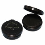 """PI-10 Perfect Ink 1.5"""" Small Round Pad 6 Pack"""