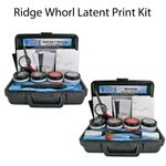 Ridge Whorl Latent Print Kit