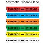 """Sealed Evidence Secuirty Tape 1.25"""""""