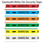 Write-On Security Seal Tape 1.25 Inch