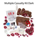 Simulaids 816B Multiple Casualty Simulation Kit