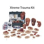 Simulaids 028 Xtreme Trauma Deluxe Moulage Kit