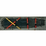 Stainless Steel Tapered Stokes Rescue Stretcher