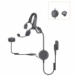 Tactical Bone Conduction Headset for XTS Series Radios