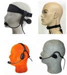 Tactical Headsets for Two Way Radios
