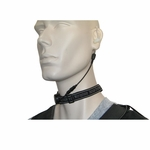 Tactical Throat Microphone for Kenwood 2 Pin