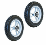 "Convaid 12.5"" Rear Solid Knobby Tires"