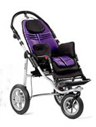 Ormesa 3 Wheel Jogger Base Only