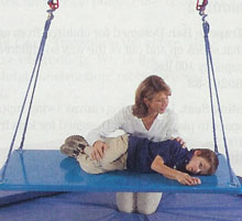 Tumble Forms 5� Platform Swing