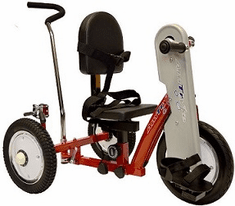 """AmTryke 12"""" SMALL Special Needs Tricycle"""