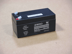 Aquatec Replacement Battery for Fortuna Elan or Beluga