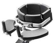 R82 Armrests anterior includes handles