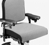 R82 Armrest, Height & Angle Adjustable, set