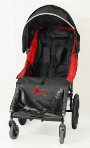 Adaptive Star Axiom Lassen Push Chair Size 3