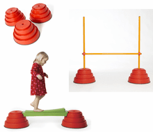 American Educational Products BALANCE KIT #6: Obstacle Course