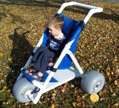 Integrated Custom Concepts Beach Stroller