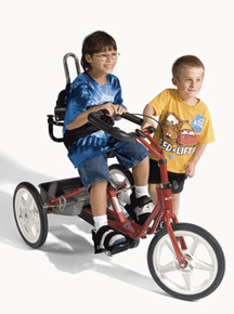 Bicycles and Tricycles, Special Needs