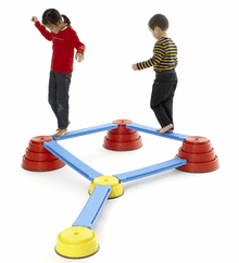 American Educational Products Build N' Balance Set