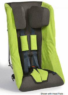 Columbia Medical Car Seat, Replacement Seat Cover Only, 2000 Model