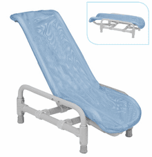 Columbia Medical Contour Supreme Reclining Bath Chair
