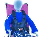 Convaid Rodeo Full Torso Swing-Away Support Vest