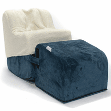 Freedom Concepts Chill-Out Chair Lambs Wool Seat Cover