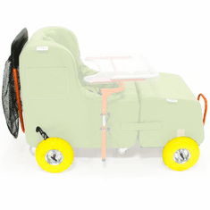 Chill-Out Chair Removable All-Terrain Wheel Kit