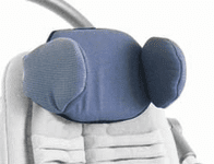 New Novus Headrest w/ Occipital-Parietal Supports