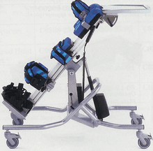 Leckey Horizon Prone Stander Size 1