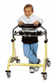 Ormesa Indoor Dynamico Gait Trainer / Walker Size 2
