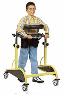Ormesa Indoor Dynamico Gait trainer / Walker Size 3