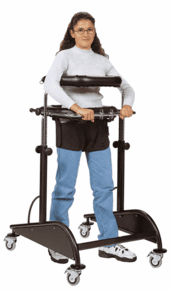 Ormesa Indoor Dynamico Gait Trainer / Walker Size 4