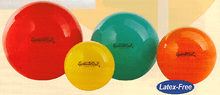 Inflatable Therapy Balls