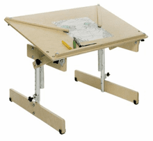 Kaye Products Large T-Table