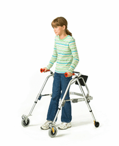 Kaye Products KW1/2BHS - Small Child Size With Seat