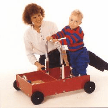 Kaye Products Walker Wagon Large
