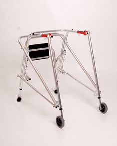 Kaye Products KW5CH - Kaye 2 Wheeled Walker w/ Seat
