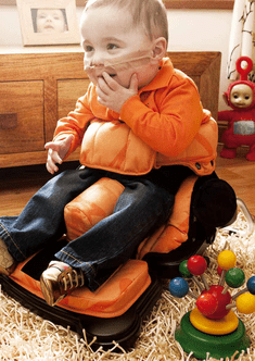 Leckey Squiggles ESS – Early Sitting System