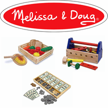 Melissa & Doug - Fine Motor Toys – Cognitive Devleopment – Speech & Language Development – Life Skills