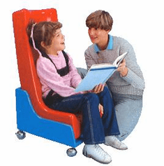 Tumble Forms Mobile Floor Sitter Large