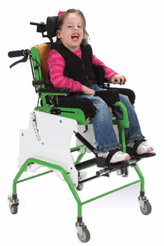 Wenzelite MSS Adaptive Seating System with High Base