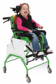 Inspired by Drive MSS Adaptive Seating System with High Base