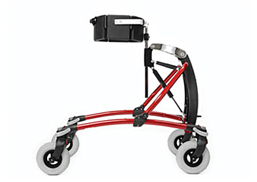 Mustang Gait Trainer, Size 3, Red