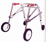 Kaye Products Optional All-Terrain Legs & Wheels