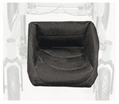Convaid Padded Footbox (One Piece Footplate Required)