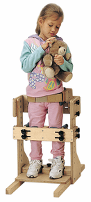 Theradapt Preschool/Primary Vertical Stander